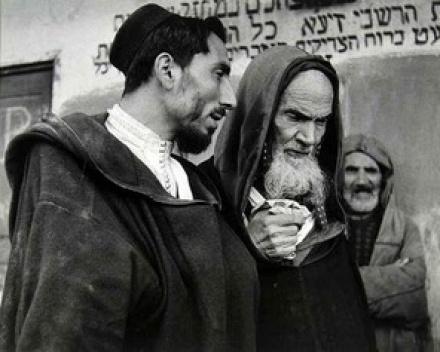 Histoire des relations entre juifs et musulmans