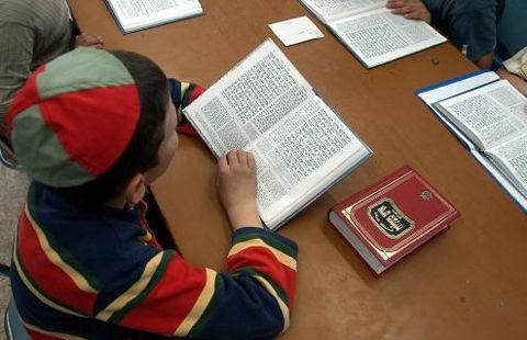 La bonne santé de l'école juive