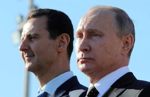Le retour en force de la Russie au Proche Orient