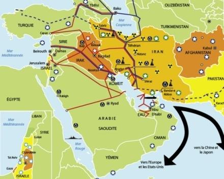Israël au coeur des bouleversements régionaux