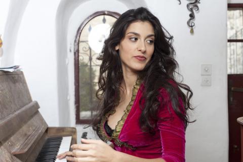 ''La Tsadika'', chant ladino avec Mor Karbasi