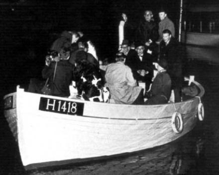 Le sauvetage des juifs danois