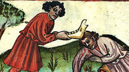 Caïn et Abel: un monde hyper viril