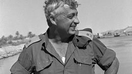 Ariel Sharon, entre guerre et paix