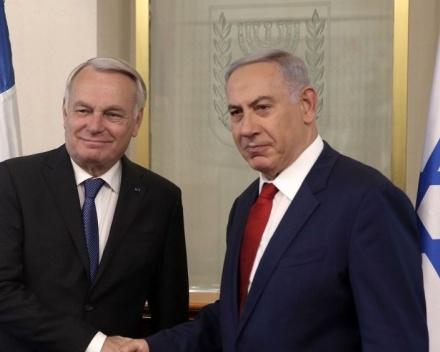 Les relations France-Israël sous la présidence de François Hollande
