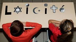 La laïcité, enjeu national et international