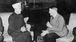 Les sympathies nazies du monde arabe