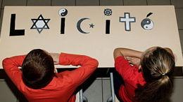 Laïcité dans l'entreprise