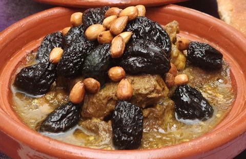 La viande à la marocaine