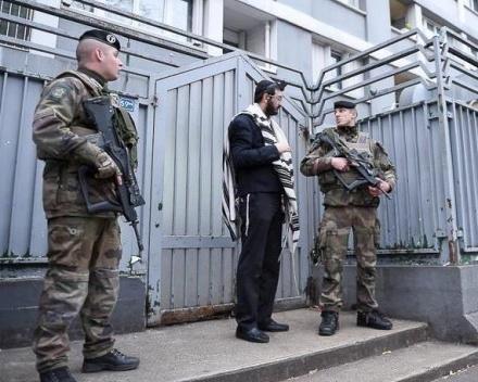 Les juifs de France doivent-ils avoir peur?
