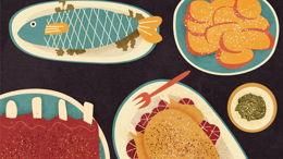 Le manger chez Rabbi Nahman de Braslaw