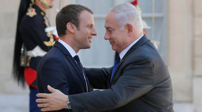 65 ans de relation France-Israel