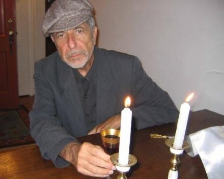 Leonard Cohen, juif errant musical