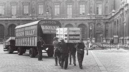Le pillage des appartements juifs à Paris