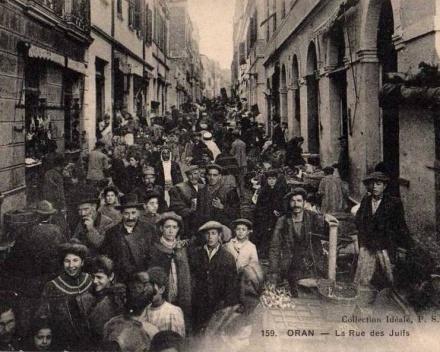 Le faux procès du judaïsme algérien