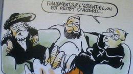 Blasphèmes, caricatures, droit