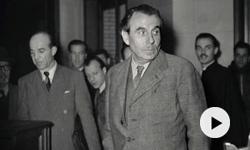 Louis Ferdinand Céline et Lucien Rebatet