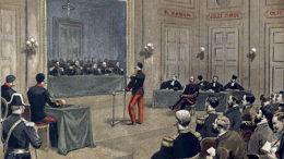 L'histoire de l'affaire Dreyfus