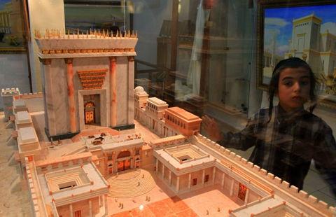 Ezechiel annonce le 3e Temple