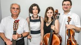 Concert Quatuor Kamhi