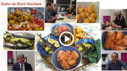Le Seder de Roch Hachana: des mets et des mots
