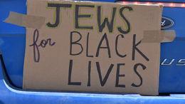 Juifs et noirs ensemble contre l'injustice