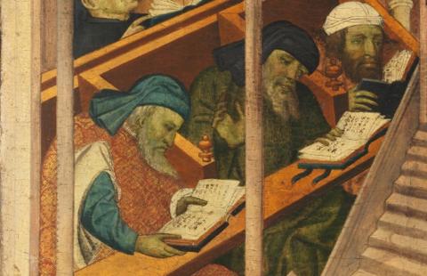 Le Maharal et la sortie du Moyen Age