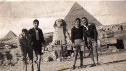 Les juifs d'Egypte