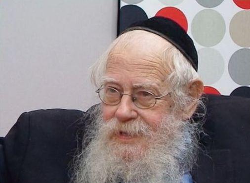 La solitude du Rabbi