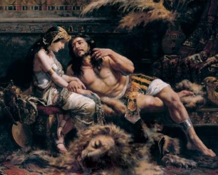 Samson et Dalila, l'amour impossible