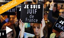 Le départ des juifs de France