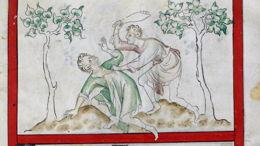 Caïn et Abel sur le Mont du Temple