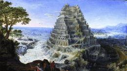 Babel, tour d'ivoire de l'humanité