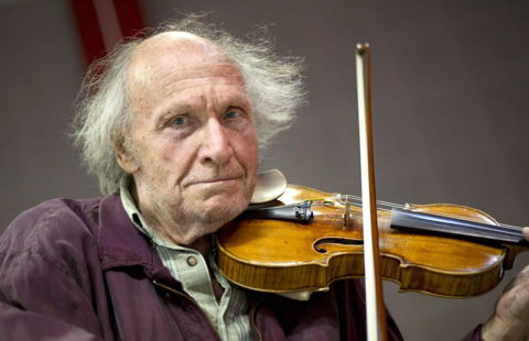 Ivry Gitlis, une vie pour le violon
