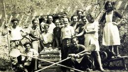 La Résistance armée des éclaireurs israélites