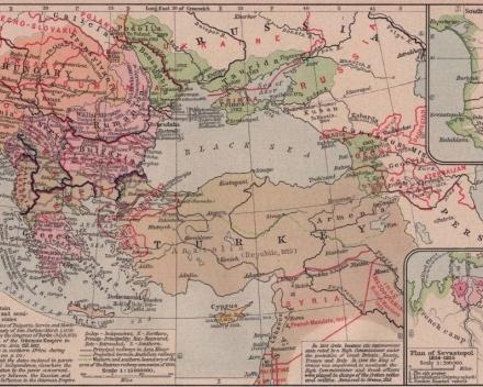 Reconfigurations territoriales et politiques du début du XXème siècle