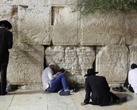 Jérusalem, le lieu des lieux