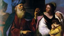 Abraham, Hagar et Ismaël: conflits de famille