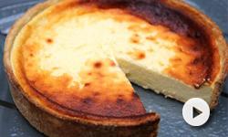 La tarte au fromage
