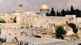 Demain, Jérusalem