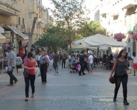 Jérusalem littéraire, ''ombre et mirage''