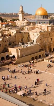Jérusalem, un statut, une figure