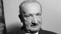 Heidegger et la religion sans Dieu