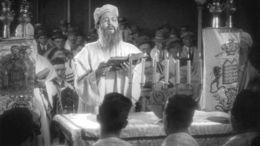 Un conte de Kipour, premier film parlant...