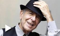 Leonard Cohen, musicien juif errant