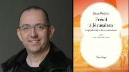 Freud à Jérusalem, d'Eran Rolnik (L'Antilope, 2017)