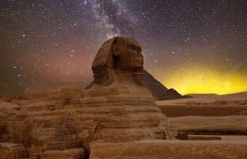 Renverser la pyramide égyptienne