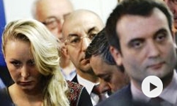 Le Front national, une force d'opposition