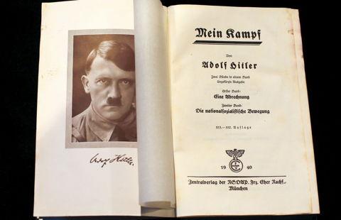 Tout sur Mein Kampf, de Claude Quetel (Ed. Perrin)