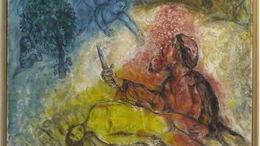 Abraham et Isaac: le conflit sacrifié